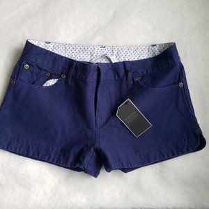 3/$30 NTW Powder room navy shorts